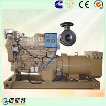 Cummins Marine 315kVA Electric Power Imo II Geração de Fábrica de Conjuntos