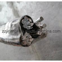 Cabo de alumínio ACSR 3 * 4 / 0AWG Razor
