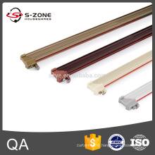 eletrophoresis ceiling mounted hospital curtain track for project