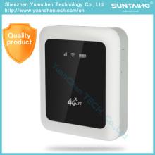 2016 СЗД-LTE портативный трасса WiFi 4G в 5200 мАч Банк питания или с Донглом Слот для SIM-карты порт RJ45 маршрутизатор