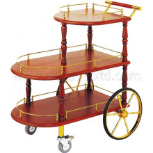 Three-Tiered Liquor Cart (DE23)