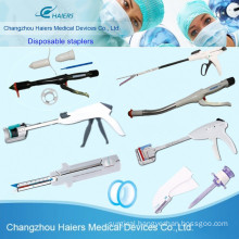 Disposable Surgical Stapler for Piles