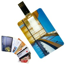 Good Quality for Card Usb Flash Drive Printable Business Flash Memory Usb Card 8gb 16gb export to Guyana Factories