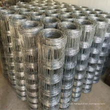 galvanized cattle wire fence / hinge joint animal fence