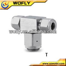 Stainless Steel Dry Gas Filter Strainer