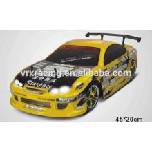 VRX Racing X-Ranger EBD elektrische Drift Version Auto, gelb, 1/10 Skala