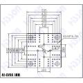 Servo Motor inyección moldeo máquina 96t Hi-Sv96