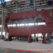 alta capacidade contínua e automática de refino de óleo de soja em 10 T / D-1000 T / D