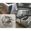 aluminium tool box for trailer