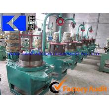 Kohlenstoffstahl Drahtziehmaschine / Drahtziehen Produktionslinie