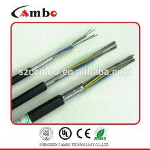 Preço de fábrica Cabo de fibra óptica protegido por UV para cabo de fibra anatel