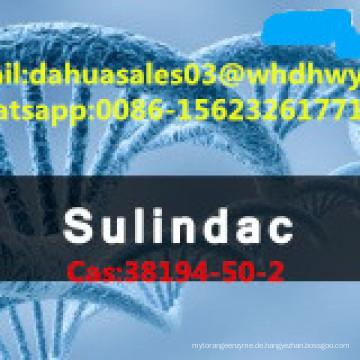 Hochwertiges Sulindac mit gutem Preis (CAS: 38194-50-2)