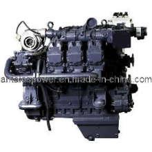 Motor diesel de Deutz refrigerado por agua Bf6m1015GCP