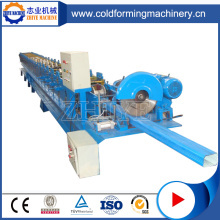 CE Standard Water-Drop Pipe Forming Machine