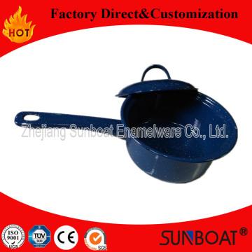 Emaille-Soße-Pan-Küchengeschirr-Wasser-Schaufel