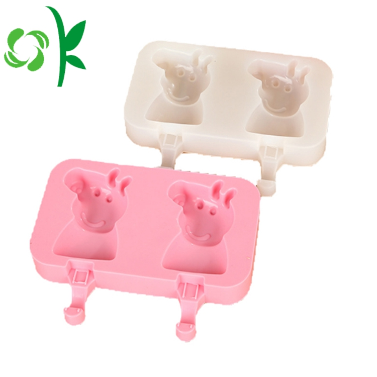 Cute Silicone Ice Cube Trays