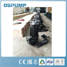 Low power consumption QW/WQ series vertical submersible pump