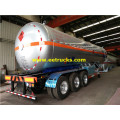 60m3 30Ton Propane Semi-trailer Tankers