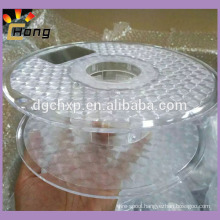clear plastic spool for 3d printer filament