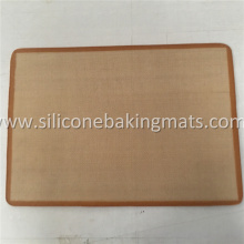 Best Quality for Custom Silicone Baking Mat Half Size Bread Silicone Baking Mat supply to Lebanon Supplier
