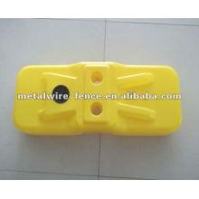 Plástico vedação temporária pés / base