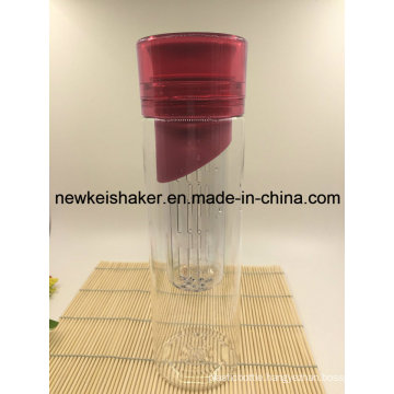 Best Sales Tritan Water Bottle with Fruit Infuser