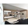 Hochwertige amerikanische Standard-Massivholz Küchenschrank