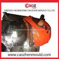 Plastikhelm und Visierform für Motorradgebrauch