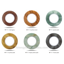 Latest hot sale popular curtain window accessories curtain rings