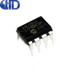 QHDQ3-- PIC24LC512-I/P 24LC512 DIP-8 memory genuine New IC PIC24LC512