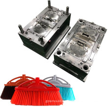 manufacture custom injecting pieces household mould broom mold plastic injection molding