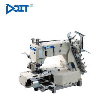 DT 4404PMD high speed and quality cheap price hemming and quilting muti-needle industrial sewing machine