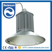 Corpo de alumínio impermeável 300W industrial led alta luz baía