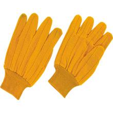 Жаростойкие хлопчатобумажные рабочие перчатки (2108)