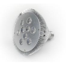 9W 100-240V E27 High Power LED Grow Lamp