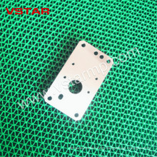 CNC Precision Machined Stainless Steel Supporting Plate
