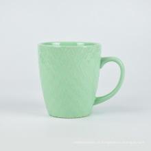 Design personalizado camping viagem caneca de café em cerâmica clássica