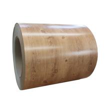 Bobina de aço impressa com padrão