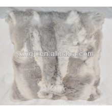 Rabbit Fur Cushion Cover Fur Pillow Case