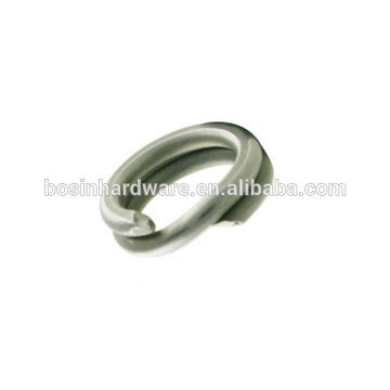 Fashion High Quality Metal 4mm Heavy Duty Stainless Steel Split Ring