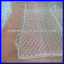 Construção da parede do gabion (fábrica grande & exportador)