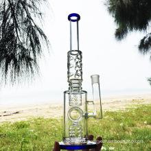 Awakening Horn Design Hookah Glass Smoking Water Pipes (ES-GB-290)