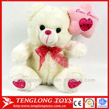 valentine teddy bear/plush mini teddy bears/small plush teddy bear