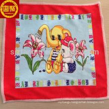 China wholesale microfiber children towel, children mini towel, baby towel