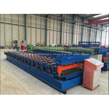 Machine de fabrication de panneaux de toit ibr