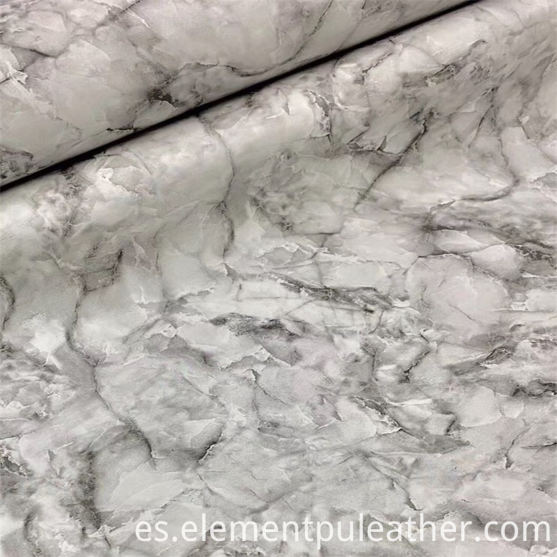 marbling pvc leather