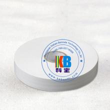 Os dispositivos do poliéster lavam a tela das etiquetas do cuidado para a fita 20mm * 200m da mancha do rolo da roupa
