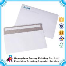 Customized size design professional kraft paper business card envelope