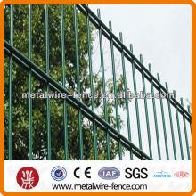 Modern Welded Double Wire Fence Panels