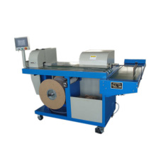 WBZD350 Double-Wire Reliure Machine